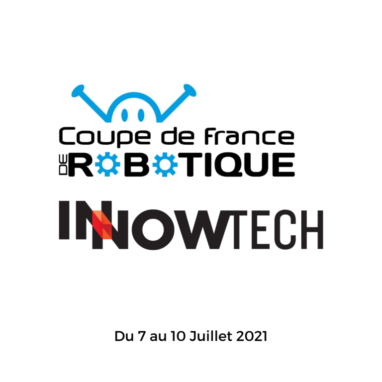 INNOWTECH participates in the French Robotics Cup 2021 !